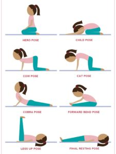 Yoga Poses to Sleep Better